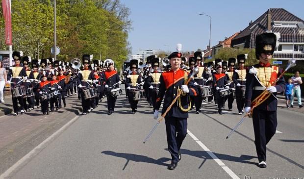 Adest Musica gaat de straat op voor het werven van nieuwe donateurs. | Foto: pr.