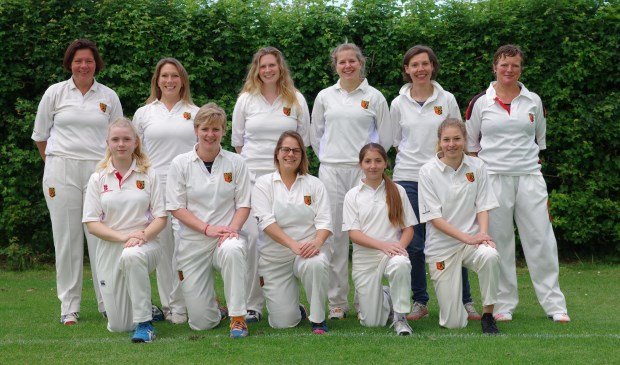 Ajax Cricket Dames 1. | Foto Website ASC