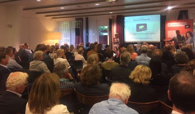 De vorige editie van het zzp-event, toen gehouden in Oegstgeest, was een groot succes met meer dan 100 deelnemers.