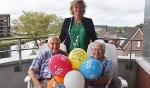 Arie en Gerrie van Dijke al 65 jaar samen gelukkig