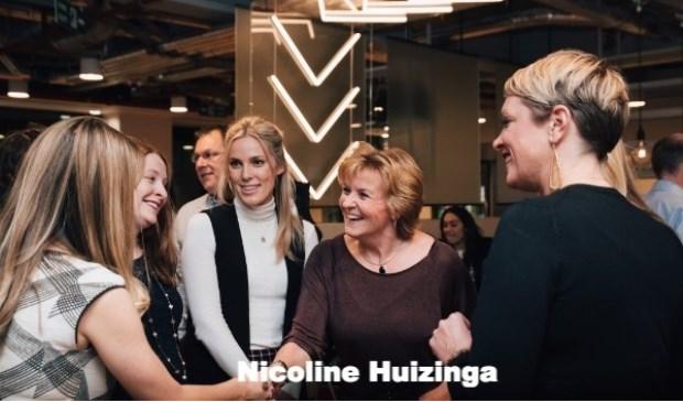 Nicoline Huizinga (1968) is business coach, trainer, spreker en communicatie-expert. Ze helpt ondernemers om op te vallen in een overvolle markt door zichzelf te zijn en daarbij optimaal gebruik te maken van hun talent. | Foto: pr./business women teylingen