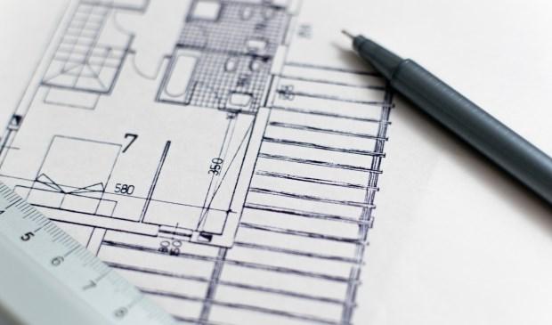 Op het perceel dat vrijkomt, kunnen zes villawoningen worden gebouwd.