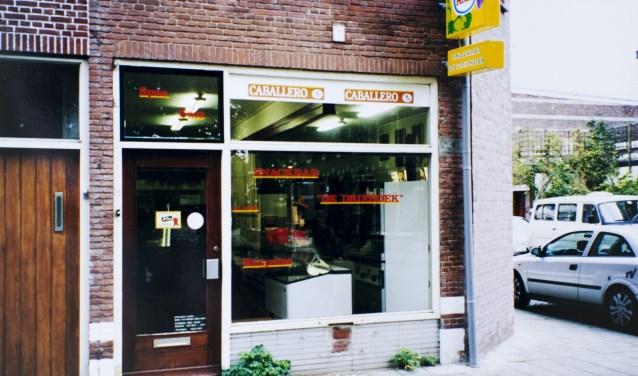 Greet Looijenstein gaat zondag het verhaal van snackbar De Driehoek vertellen.