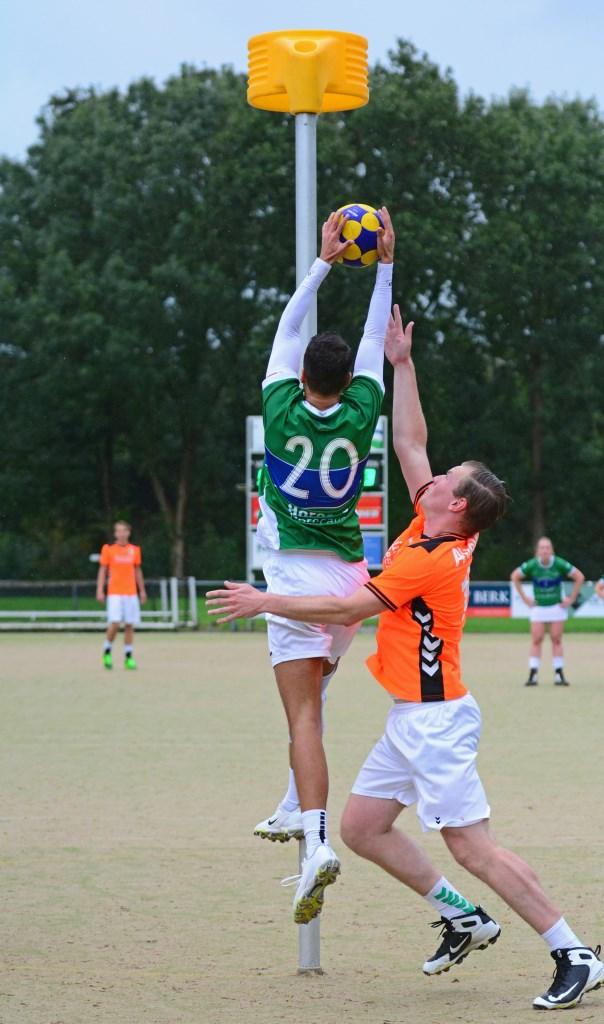 Mitchell de Boer in actie Foto: Frans v.Herwijnen © uitgeverij Verhagen