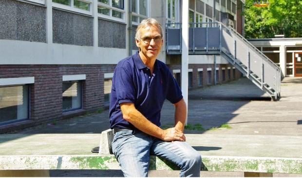 Met name met het huidige gebouw van de Leo Kannerschool aan de Hazenboslaan is veel mis. | Archieffoto Willemien Timmers