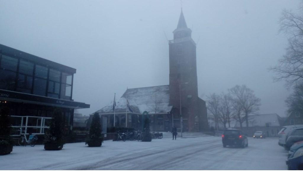 Kerkstraat, Rijnsburg | Foto: Marjan de Mooy  © uitgeverij Verhagen