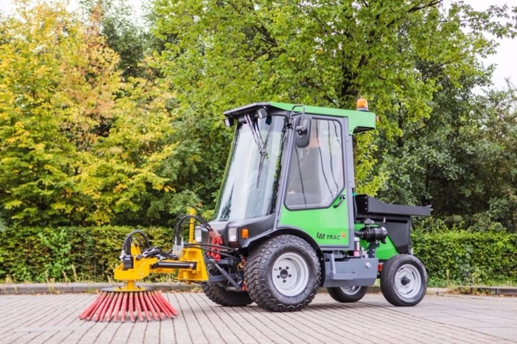 Foto: groene sector vakbeurs © Verhagen
