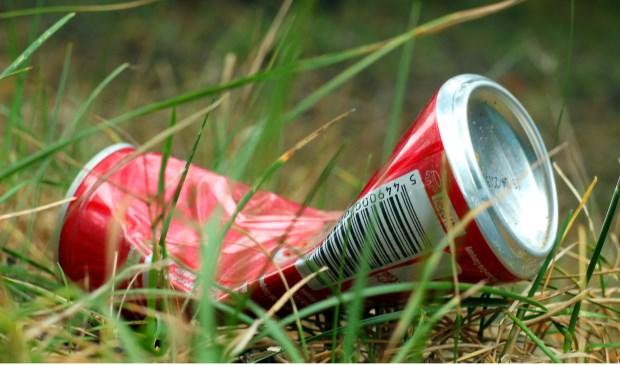 Rondslingerend afval is een grote ergernis.