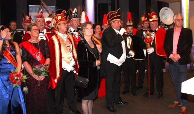 Het carnaval wil ook in het nieuwe Noordwijk een belangrijke rol vervullen. | Foto: Wim siemerink