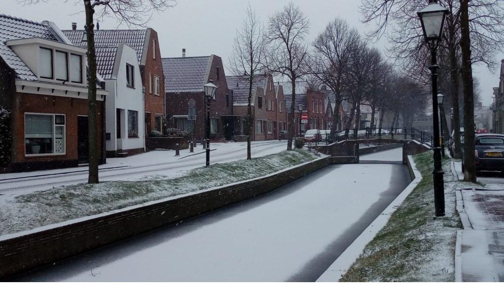 De Vliet, Rijnsburg. | Foto: Marjan de Mooy  © uitgeverij Verhagen
