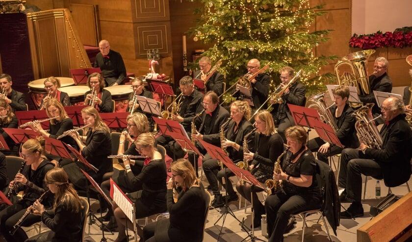 Het groot harmonie orkest. | Foto: pr.