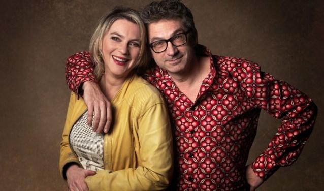 Milou Frencken en Frénk van der Linden. | Foto: pr