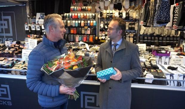 Pierre van der Pol al 25 jaar op Katwijkse markt - Alles over Katwijk