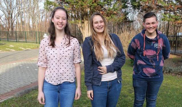 Nadia, Eline en Jens gaan met de actie Going Global van Edukans naar Malawi. | Foto: Aad van Duijn