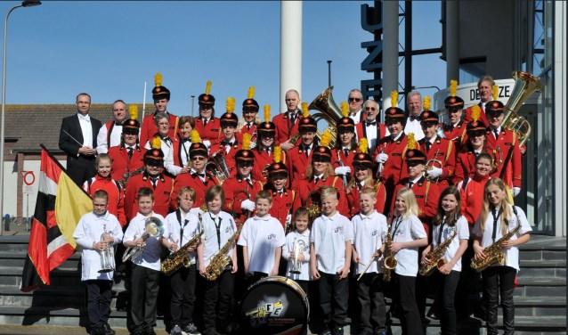 Excelsior doet voor het eerst mee met de Nationale Muziekloterij. | Foto: PR