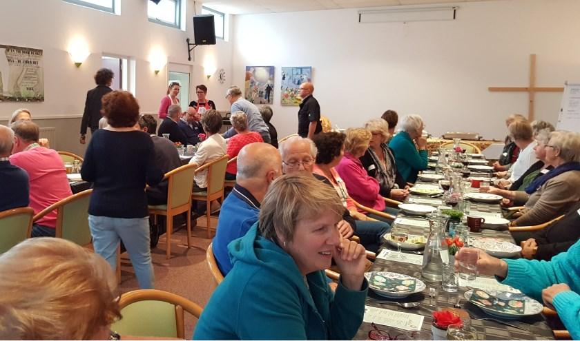 In Lisse wordt de inloop bij Salvatori goed bezocht. Het initiatief in Sassenheim staat hier wel los van.