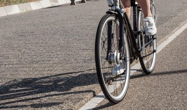 Op de Boulevard gebeuren veel fietsongevallen.