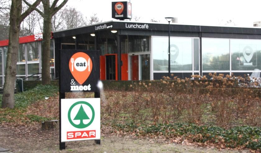 Ronde tafelgesprekken en presentaties zijn deze week op Zorgpark Willem van den Bergh. | Foto WS