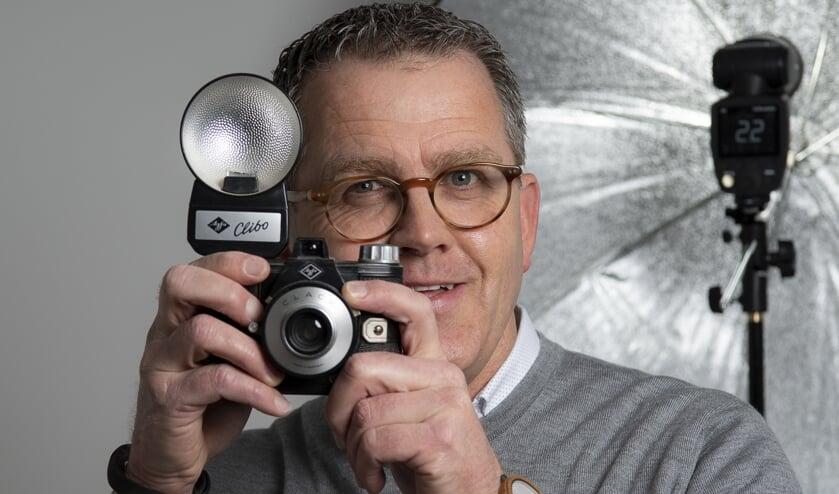 Sven van der Vlugt. | Foto: Michel ter Wolbeek.