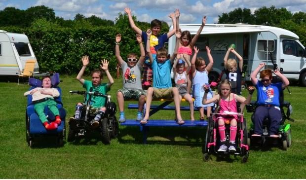 Ook wanneer iemand in je gezin een lichamelijke beperking heeft, kun je toch gewoon kamperen. Dat laten ervaringsdeskundigen zien tijdens de open dag op 25 mei.