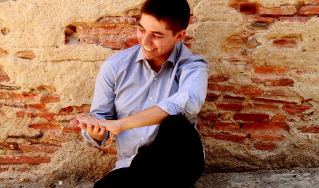 Carlos Marin Rayo won de publieksprijs van het concours van de Young Pianist Foundation.