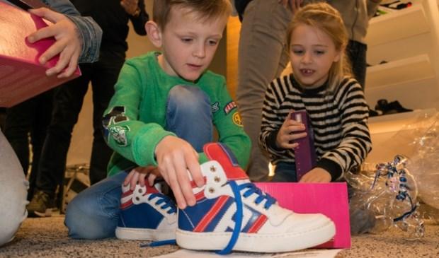 Coert uit Lisse wint zijn eigen ontworpen schoen!