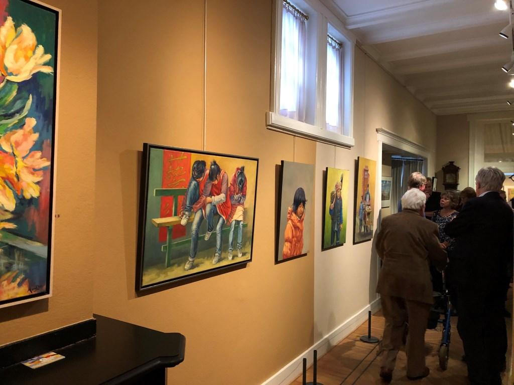 Expositie Joop Van Egmond In Katwijks Museum Alles Over Katwijk