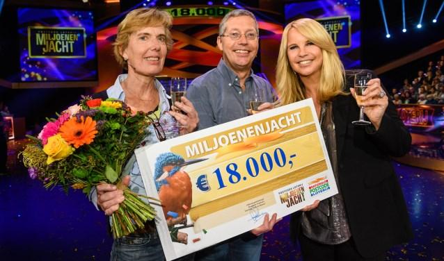 Ruud Hessing won 18.000 euro bij Postcode Loterij Miljoenenjacht. | Foto Roy Beusker Fotografie