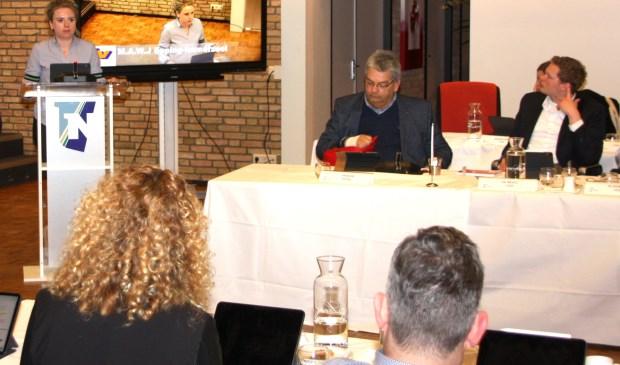 Jan Janson (PvdA) gaat zijn visie op het collegebeleid geven na 9 april. | Foto: WS