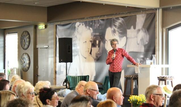 Frenk van der Linden. | Foto en tekst: Jos Draijer