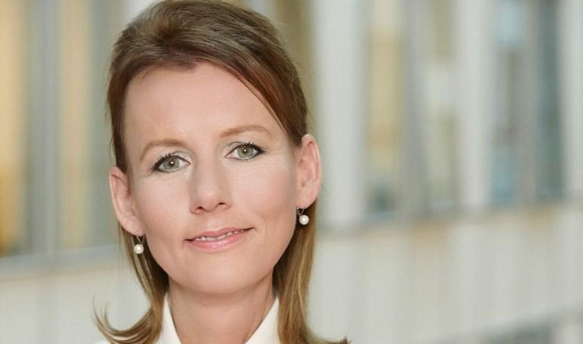 Europarlementariër Caroline Nagtegaal (VVD).   Foto: PR