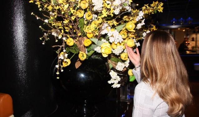 De bloemenkoningin 2019 blijft nog even anoniem tot vrijdag. | Foto: WimSiemerink