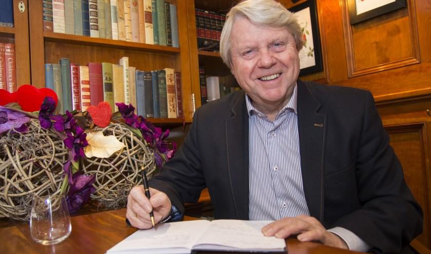Jos Draijer, columnist van De Hillegommer