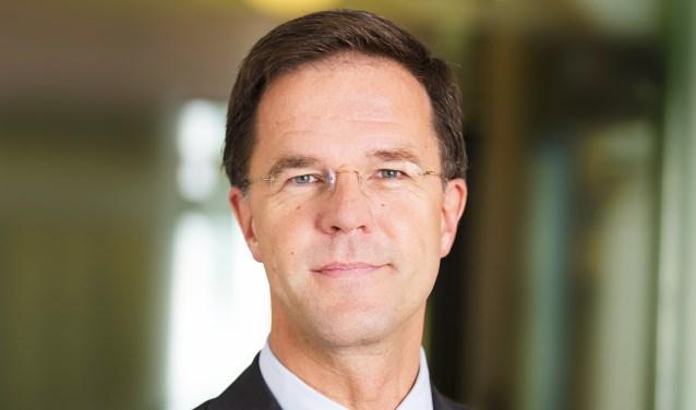Mark Rutte, Minister-president en Minister van Algemene Zaken. Portretfoto voor de bewindsliedenpagina van Rijksoverheid.nl