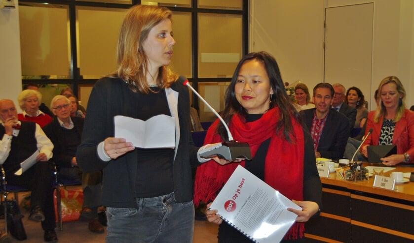 Eerder dienden bezorgde GDT-ouders een petitie in.
