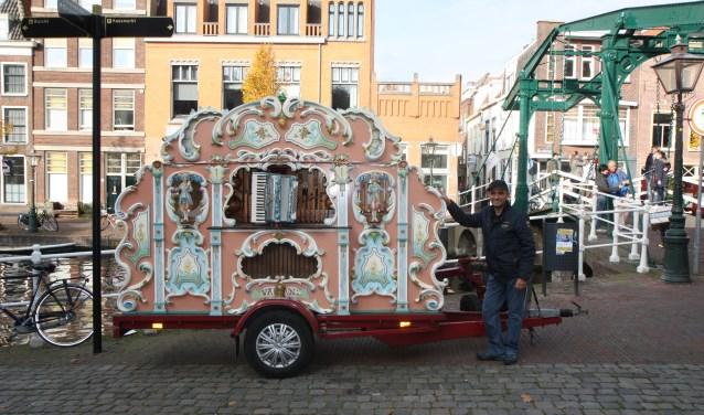 Pierementen in het centrum.   Foto: sleutelstad.nl