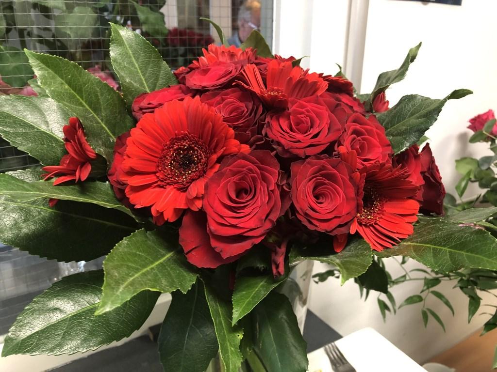 In combinatie met andere bloemen is het absoluut de moeite waard.    © Verhagen