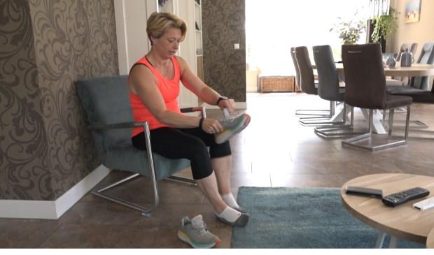Debby Minnee doet mee met de halve marathon