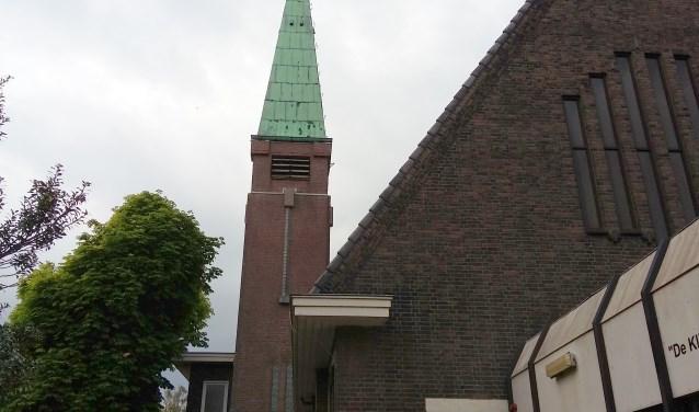 De Gereformeerde Kerk blijkt het minst geschikt als gebouw voor de nieuwe gemeente in wording. | Foto: AihV