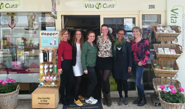 Het team van Vita Cura. | Foto: pr.