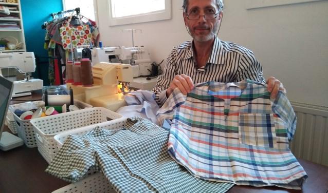 De Prince/Princess Foundation wil nieuwe overhemden maken. | Foto: pr.