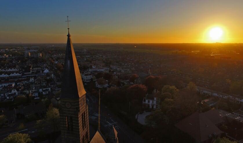 | Foto: Maurice Hoogeveen van Aerial Footage Holland