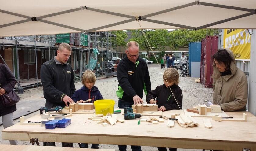 Tijdens de Dag van de Bouw is men welkom bij bouwproject Offem Zuid. | Foto: PR