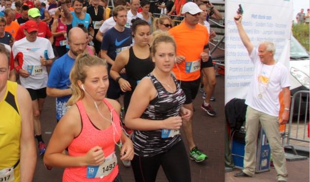 De zevende editie van de 10 van Noordwijk wordt gehouden op 14 juli. | Foto: Archief