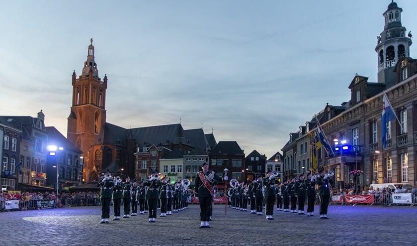 Chr. Muziekvereniging DVS uit Katwijk bestaat 65 jaar en viert dit met een taptoe.