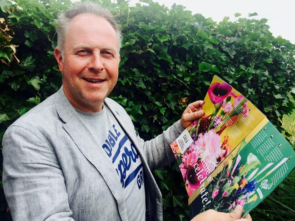 Marcel Jansen van StrØm Creative Marketing.  © Verhagen