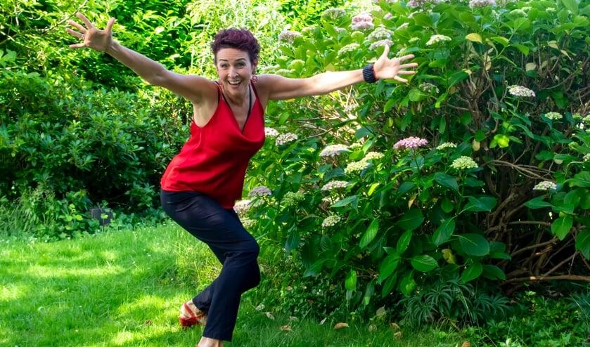 Dansen was, is en blijft de grote passie van Giselle Joosten.