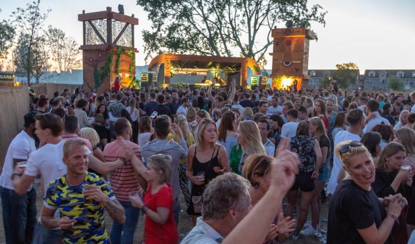 Tropische thema's en tropisch weer zorgden voor een mooi PUUR-festival in 2018. | Foto Wil van Elk