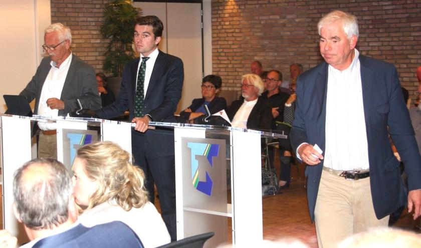 De gemeenteraad sprak zich uit over het profiel van de nieuw te benoemen burgemeester.   Foto: WS