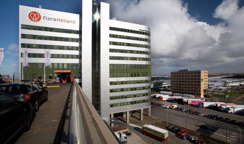 FloraHolland Naaldwijk.